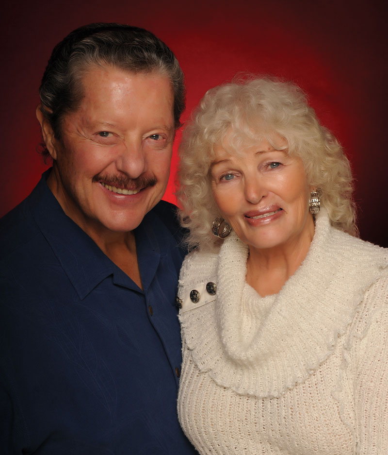Jack Loveall and wife Patty